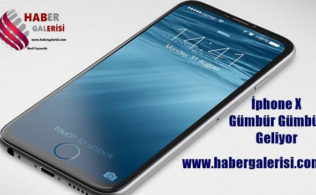 Iphone X - Apple Gümbür Gümbür Geliyor
